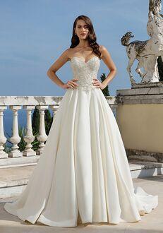 Justin Alexander 88075 Ball Gown Wedding Dress