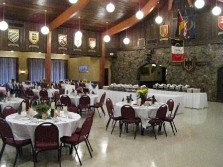 German American Society Top Omaha Ne Wedding Venue