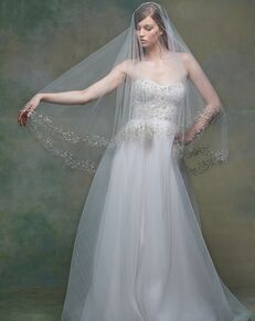 Blossom Veils & Accessories BV1569 Ivory Veil