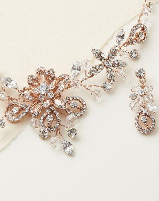 Dareth Colburn Swarovski Fantasy Jewelry Set (JS-1385) Wedding Necklaces photo