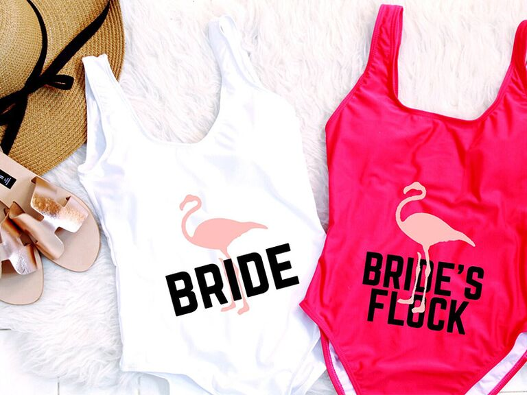 78a80a37f88f1 Bride Swimsuits: 35 Looks Perfect for Your Bachelorette Party