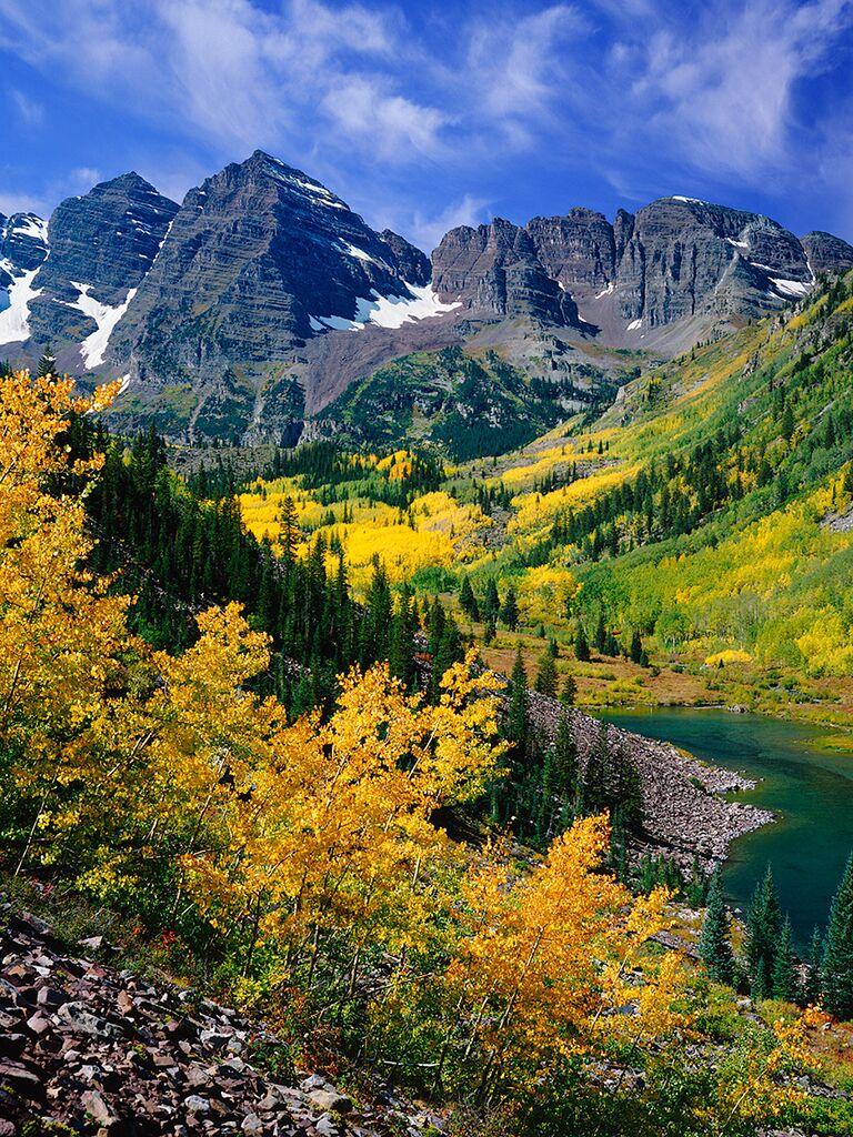 Aspen, Colorado destination wedding tips