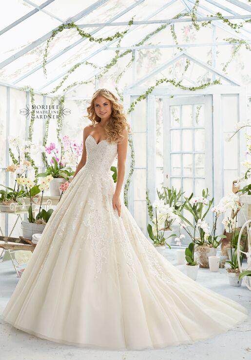 Morilee by Madeline Gardner 2808 Wedding Dress - The Knot