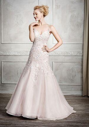 Kenneth Winston 1682 Mermaid Wedding Dress