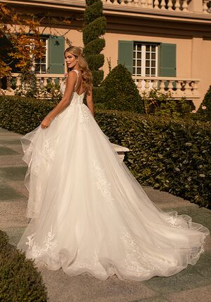 Moonlight Collection J6802 A-Line Wedding Dress