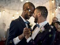 wedding vendor allyship couples questions to ask two grooms