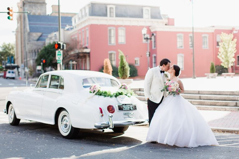 Married With Vintage Car