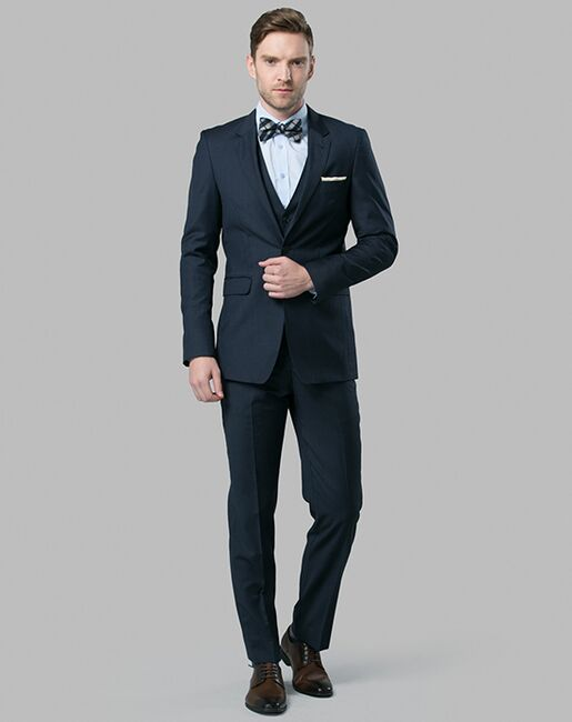 Menguin The Zurich Blue Tuxedo