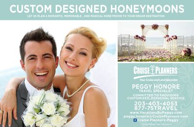 Peggy Honore Travel Agent and Cruise Planner