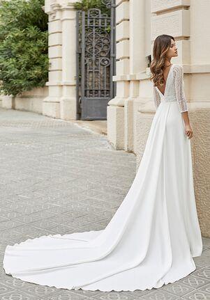 Rosa Clará TAPIZ Sheath Wedding Dress