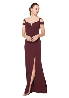 Bill Levkoff 1625 Off the Shoulder Bridesmaid Dress