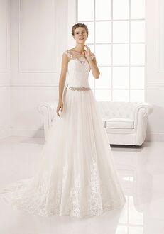 Adriana Alier Zafrel A-Line Wedding Dress