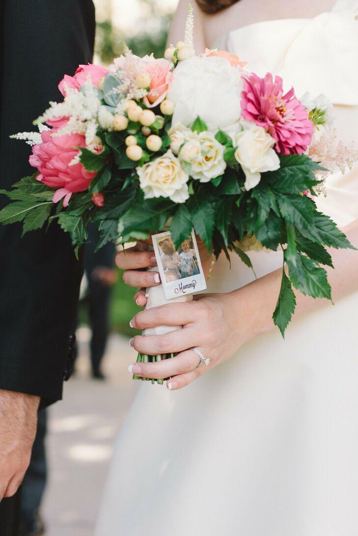 Sentimental Bridal Bouquet