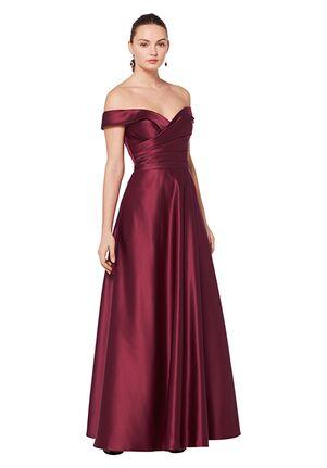 Bill Levkoff 1613 Off the Shoulder Bridesmaid Dress