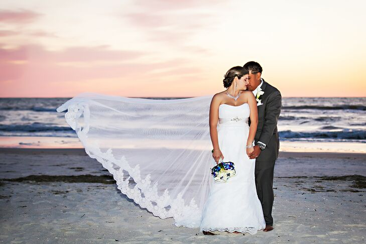 Waterfront Wedding At The Loews Don Cesar In St Pete Beach