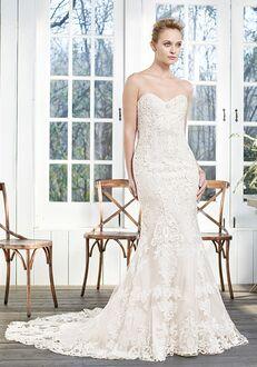 Casablanca Bridal 2255 Laurel Sheath Wedding Dress
