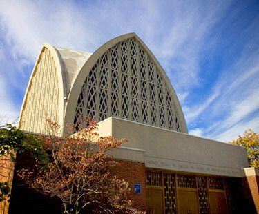 Interfaith Chapel At The University Of Rochester