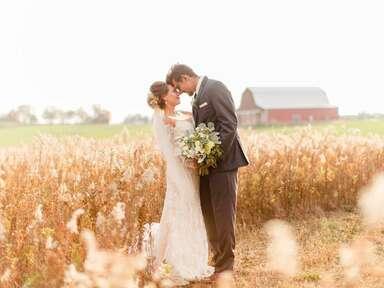 Wedding venue in St Louis, Missouri.