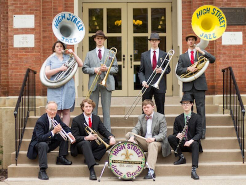 High Street Jazz Band - Jazz Band - Morgantown, WV