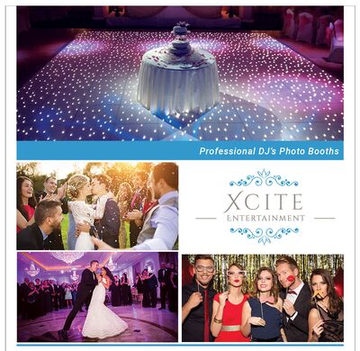 Xcite Entertainment & Photo Booths