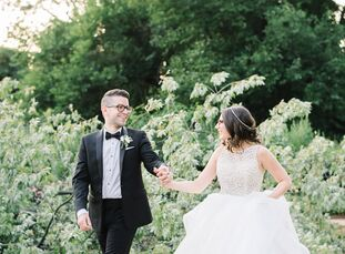 Though teachers Danielle Procaccini (26) and Nick Quaranta (25) grew up in the same town, they didn't meet until the summer after high school graduati
