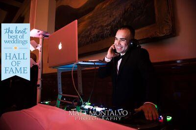 DJ Brian Weber