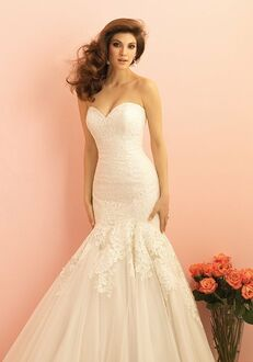 Allure Romance 2856 Mermaid Wedding Dress