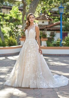Jasmine Couture T212015 Ball Gown Wedding Dress