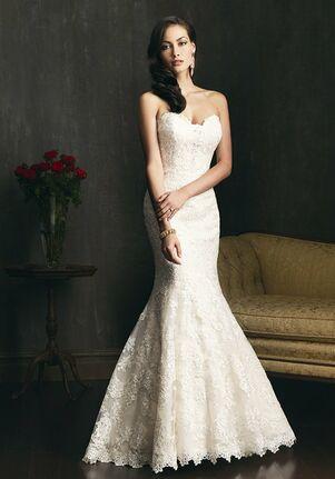 Allure Bridals 9072 Mermaid Wedding Dress