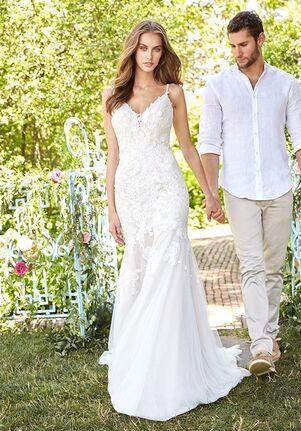 Ti Adora by Allison Webb 7755 Mermaid Wedding Dress