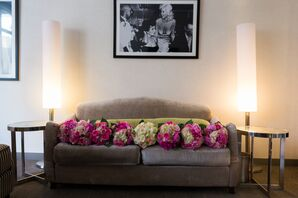 Fuchsia Rose Bouquets