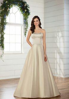 Essense of Australia D2665 Ball Gown Wedding Dress