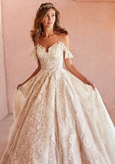 Val Stefani HARPER Ball Gown Wedding Dress