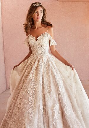 Val Stefani HARPER Ball Gown Wedding Dress