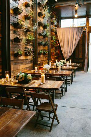 Brooklyn Winery Reception