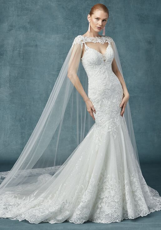 a4df73d3 Maggie Sottero Sapphire Wedding Dress | The Knot