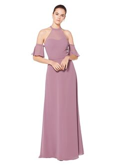 Bill Levkoff 1601 Halter Bridesmaid Dress