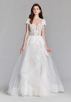 Jim Hjelm 8710 Ball Gown Wedding Dress