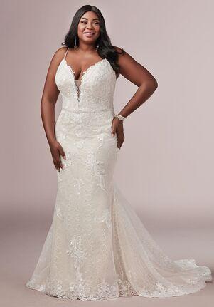 Rebecca Ingram LAURETTE LYNETTE Sheath Wedding Dress