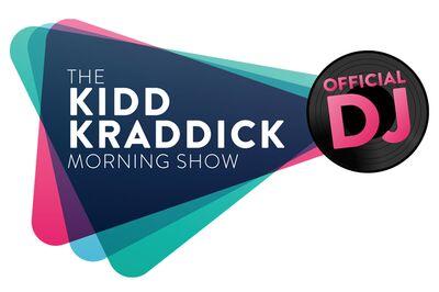 Radio DJs from The Kidd Kraddick Morning Show