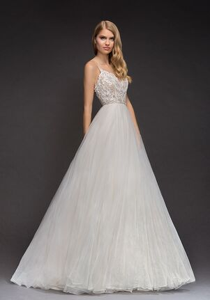 Blush by Hayley Paige 1820-Kai A-Line Wedding Dress