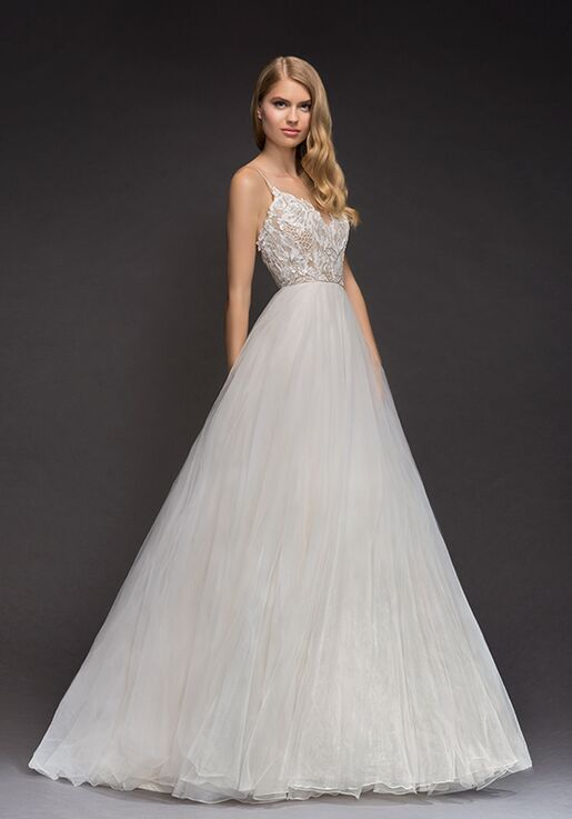 Blush by Hayley Paige 1820-Kai A-Line Wedding Dress