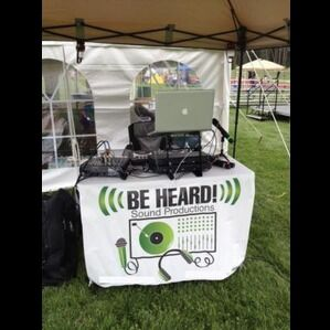 Be Heard! Sound - DJ - Brattleboro, VT
