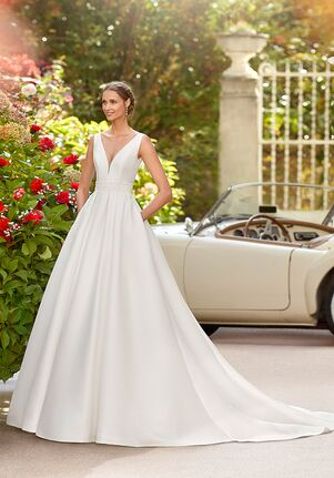 Aire Barcelona ISONA Ball Gown Wedding Dress