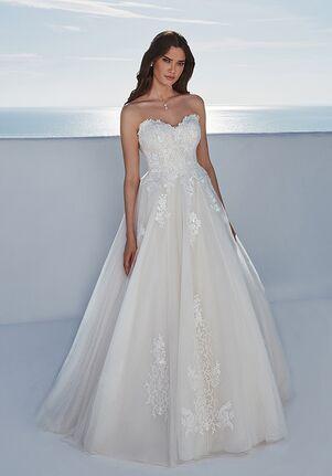 Justin Alexander Brielle Ball Gown Wedding Dress