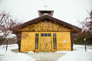 Blessed Sacrament Church in Vermont