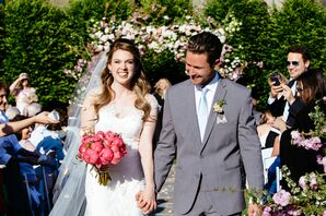 Roundhouse at Beacon Falls Ceremony Recessional
