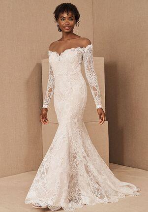 BHLDN Ula Gown Mermaid Wedding Dress