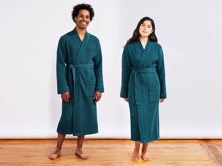 Matching couples robes