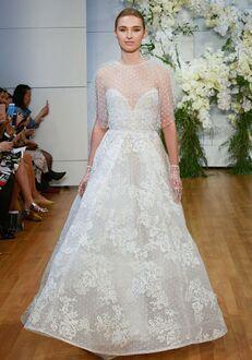 Monique Lhuillier Beatrice Ball Gown Wedding Dress